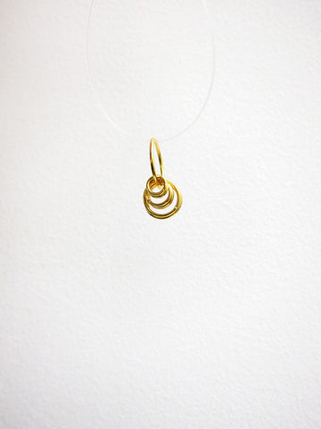 Ribeyron Loop Small Earrings - Stand Up Comedy