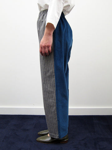 Rowena Sartin Two Faced Pants w/Pocket Belt - Stand Up Comedy