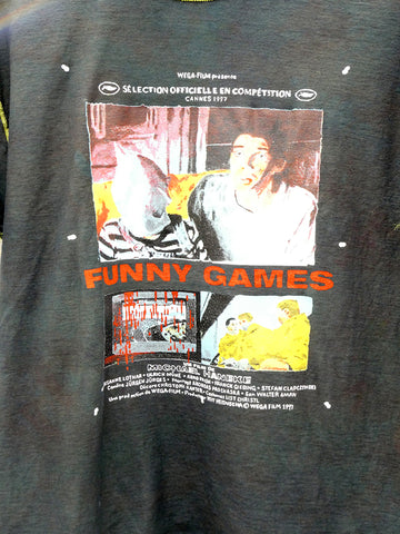 Stacy House Funny Games, Black