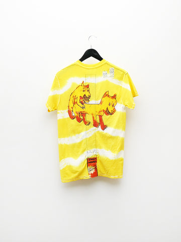 Stacy House Heat T-Shirt S/S, Yellow