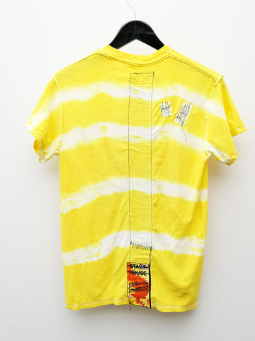 Stacy House Rat Trap, Short Sleeve T-Shirt, Yellow
