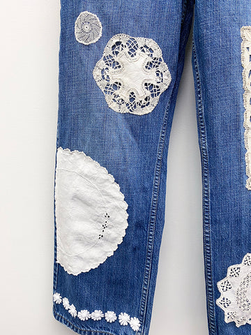 The Series Doily Jean, 28