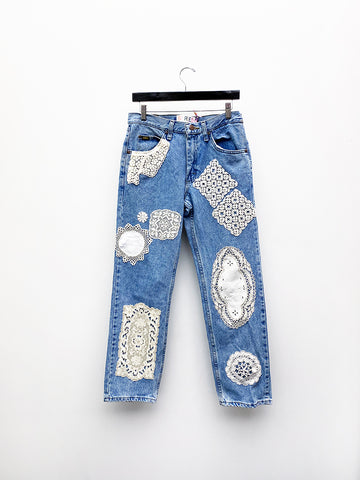 The Series Doily Jean, 30