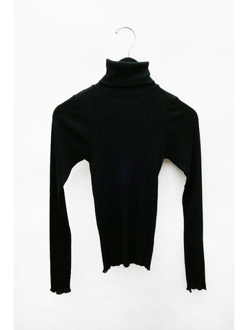 Vivien Ramsay Turtleneck, Black