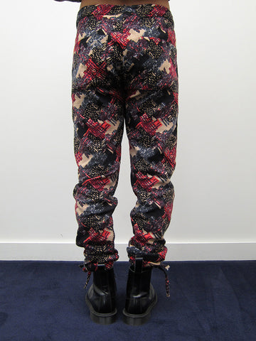 Catch All Trouser, Crazy Silk/Linen