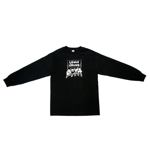 Solidarity Longsleeve Black