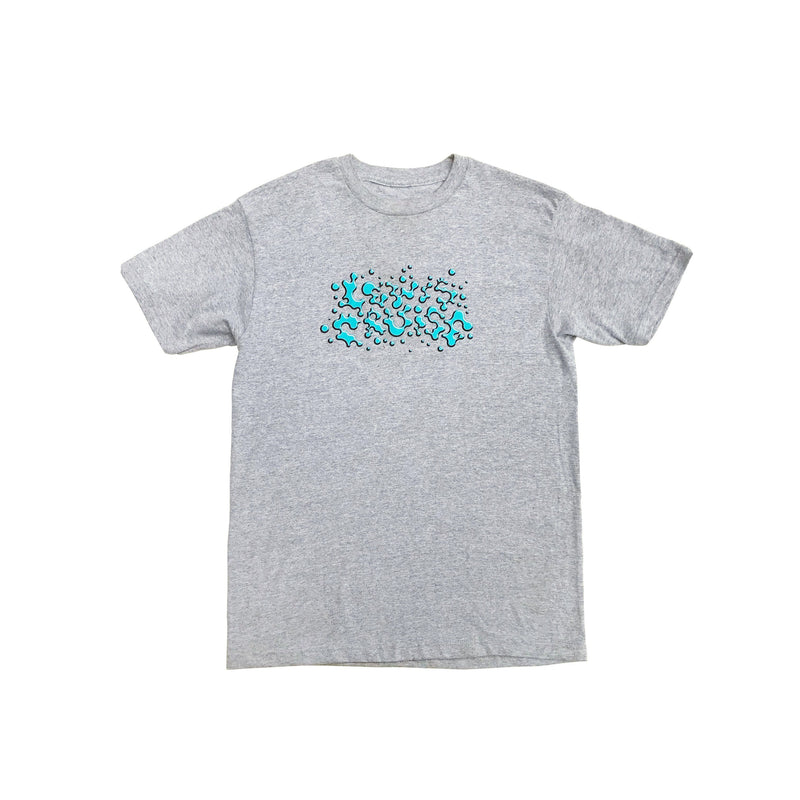 Wet Tee Grey Marl