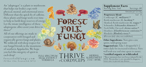 Thrive + Cordyceps