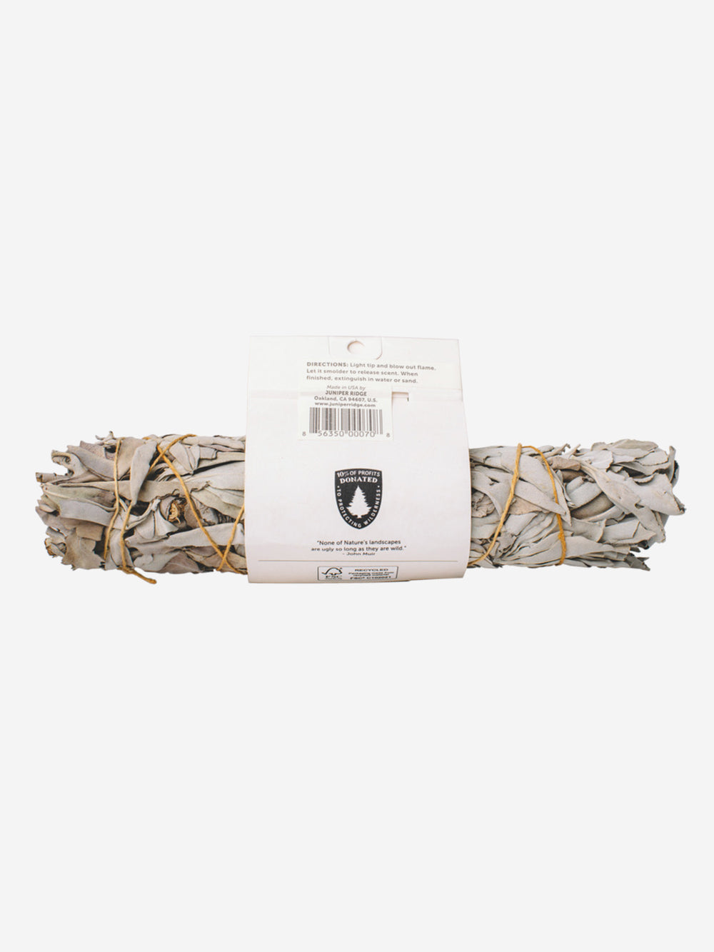 juniper ridge white sage bundle