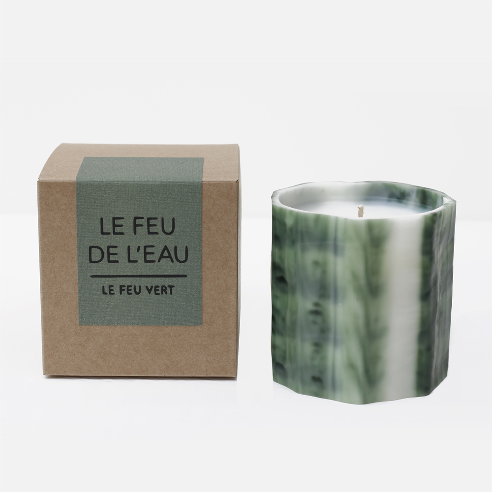 fig leaf candle