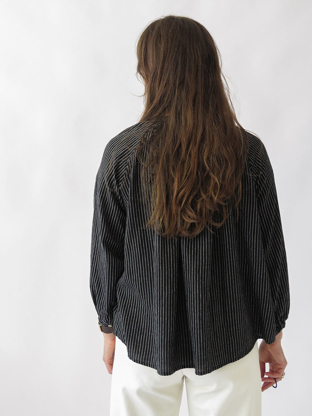 bsbee bastia shirt in payson stripe