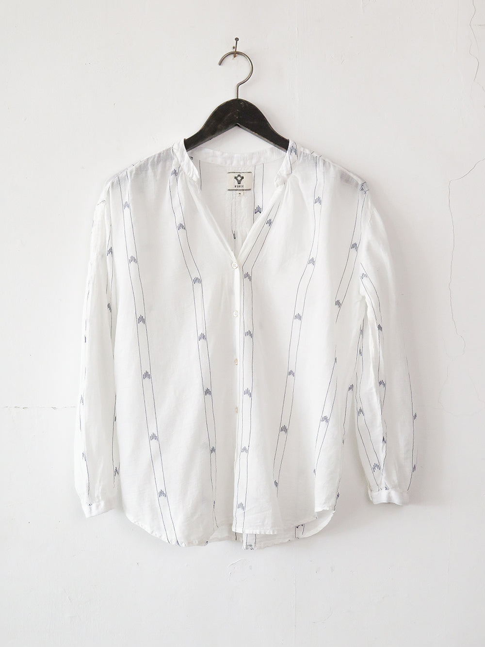 bsbee orchard shirt in natural