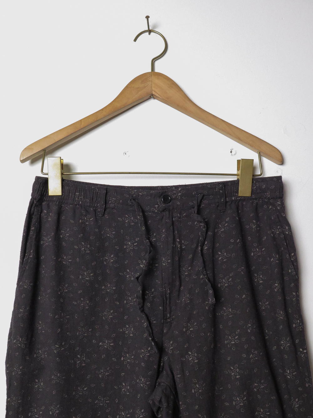 bsbee tomek pant in washed black