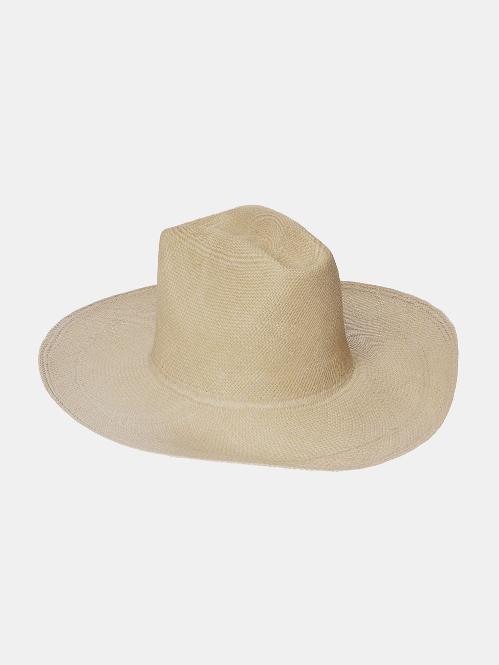 clyde cowboy hat in putty