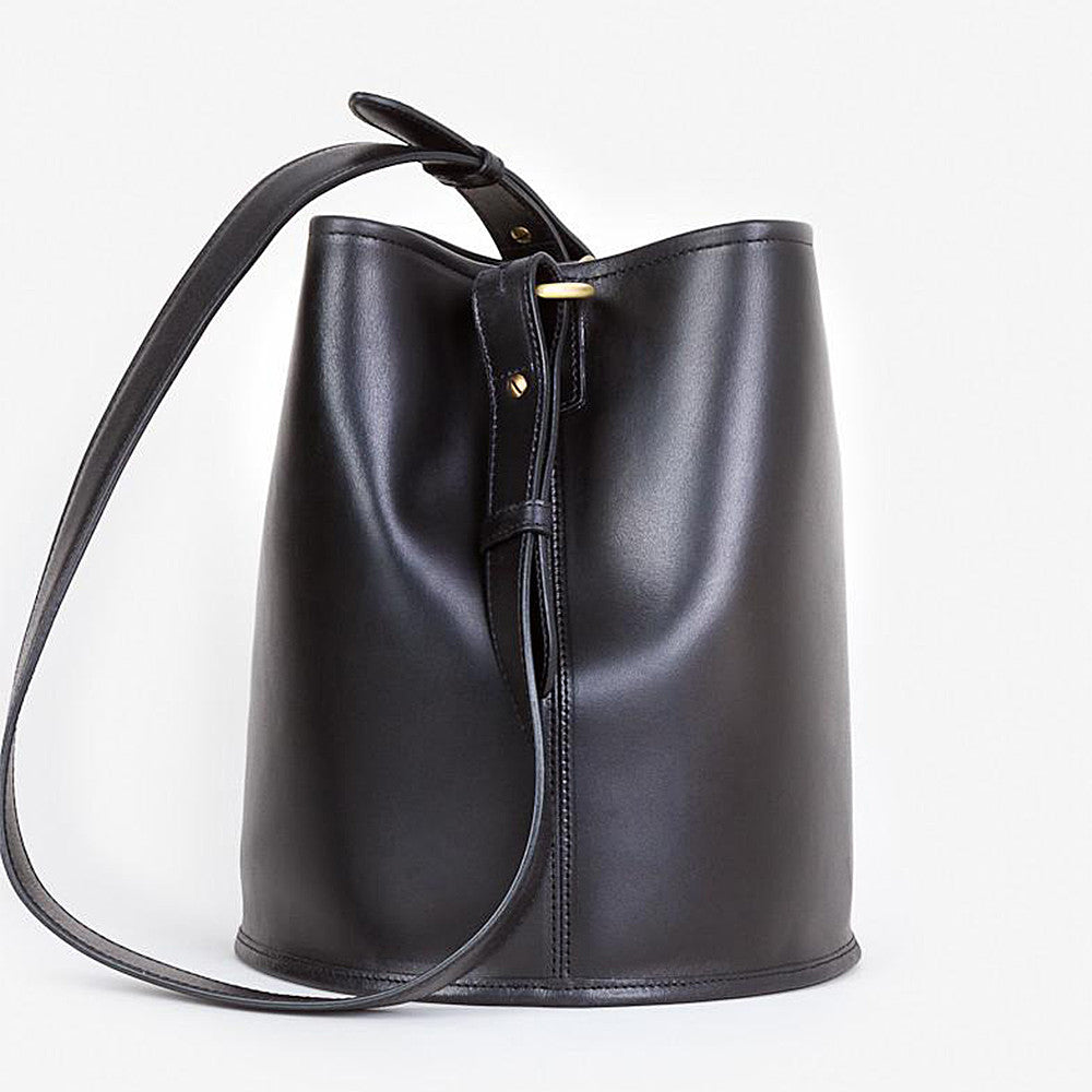 creatures of comfort bucket bag