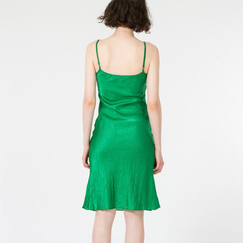 creatures of comfort gaia slip dress