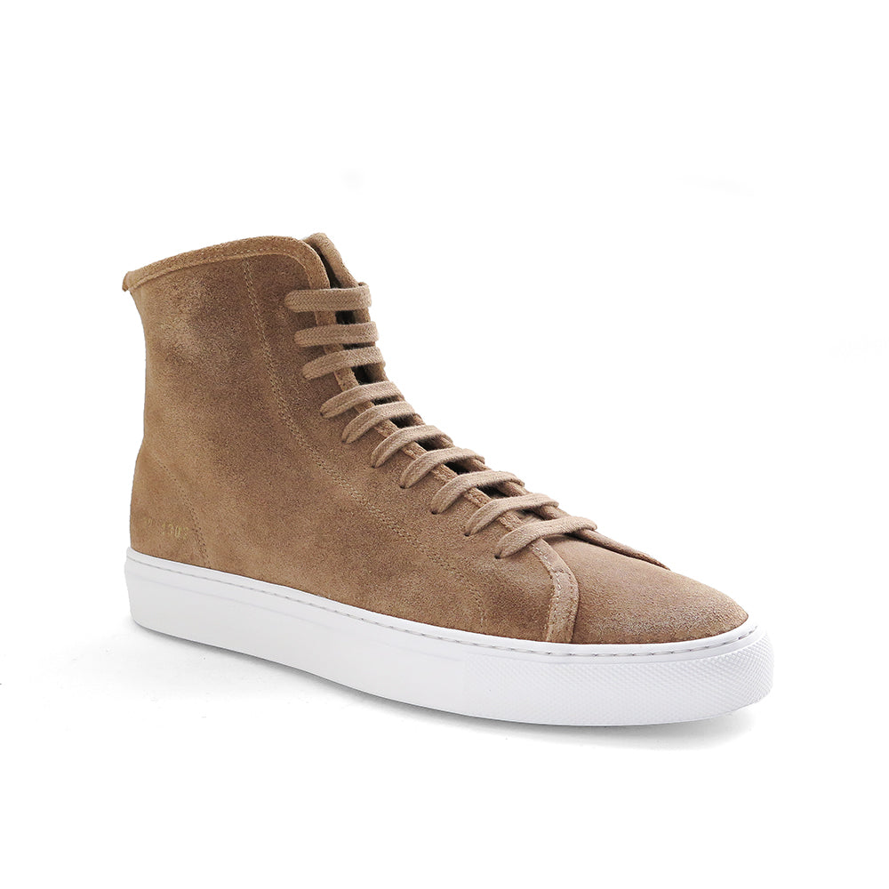 common projects tournament high sneaker