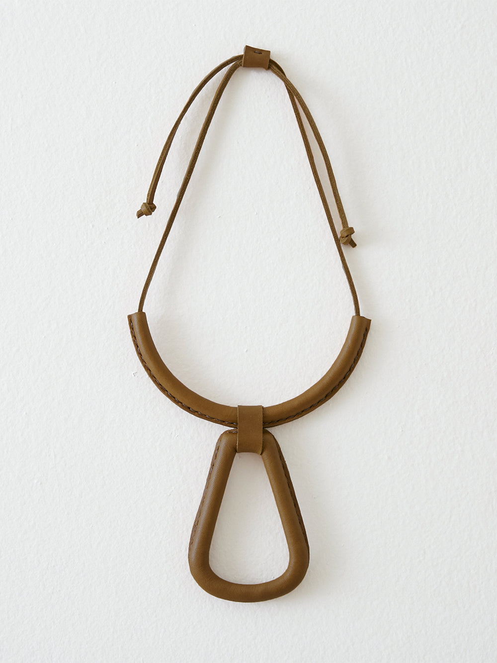 crescioni georgia necklace in olive