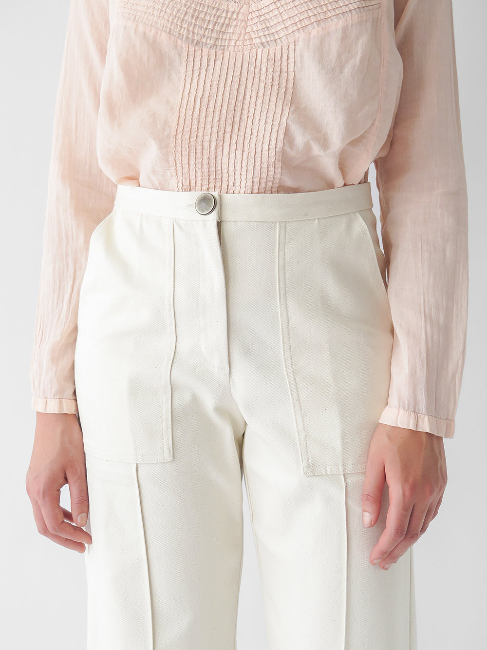 darby pant in natural