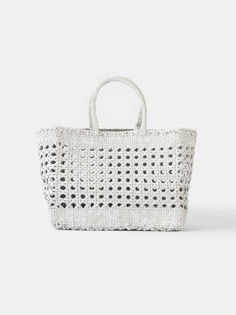 dragon diffusion cannage bag in white
