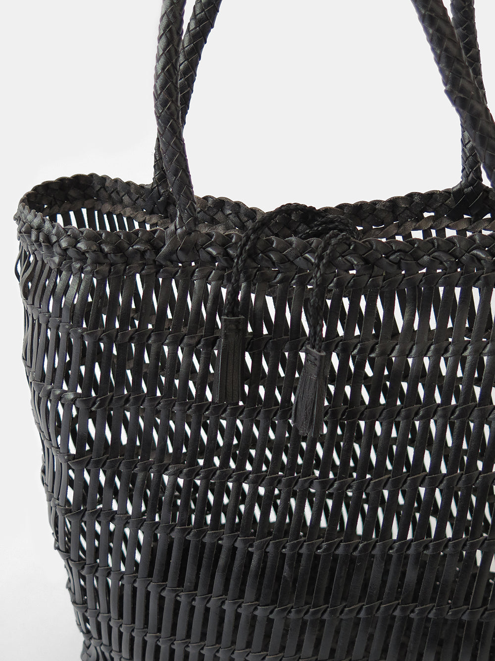 dragon diffusion dora tote in black