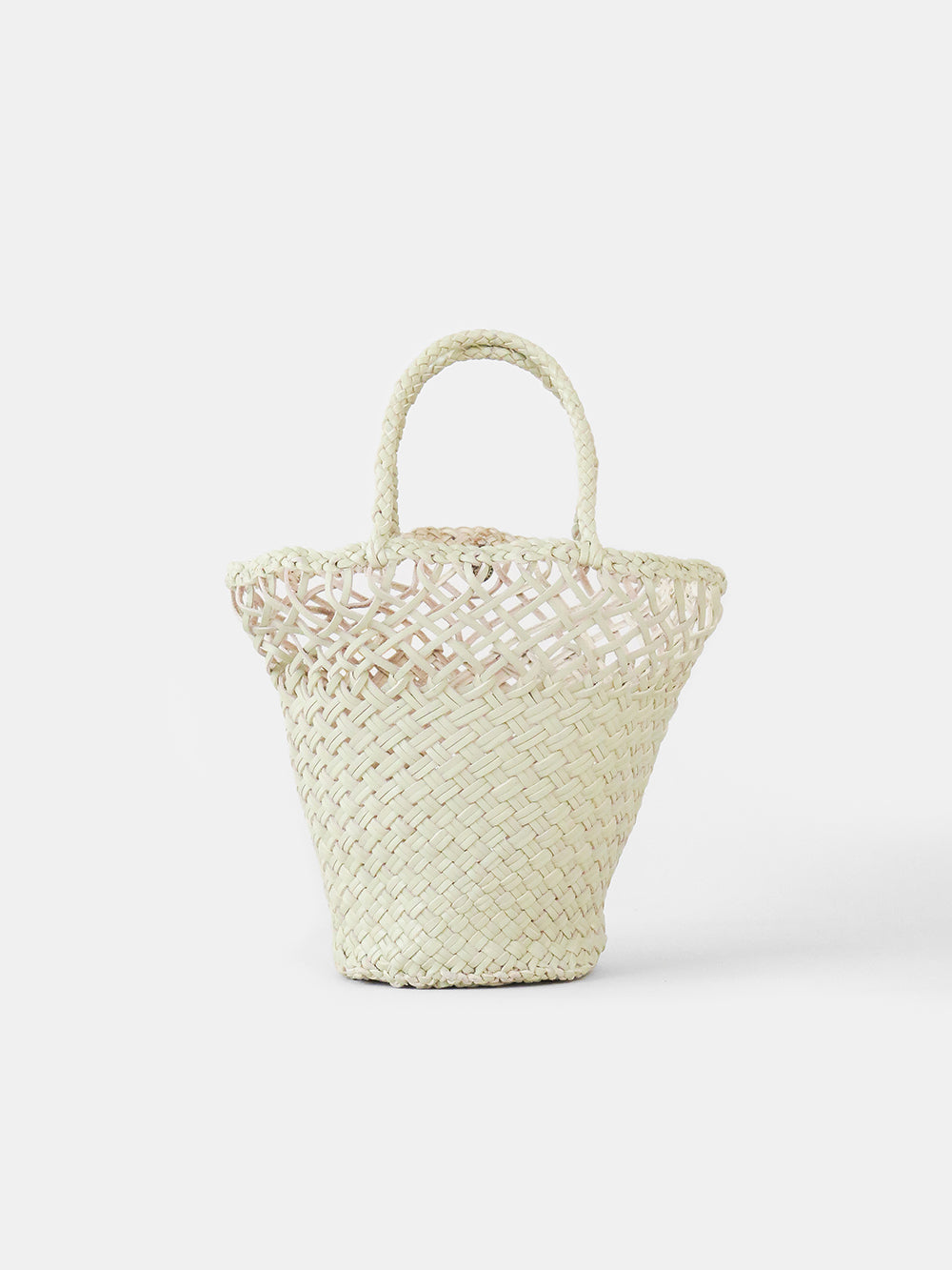 dragon diffusion myra basket in pearl