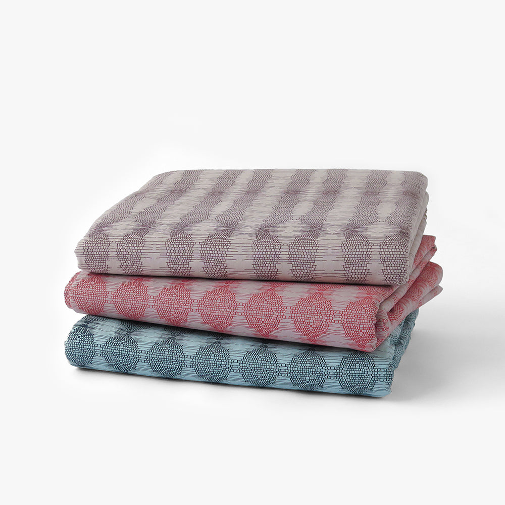 cotton twin duvet cover by erica tanov