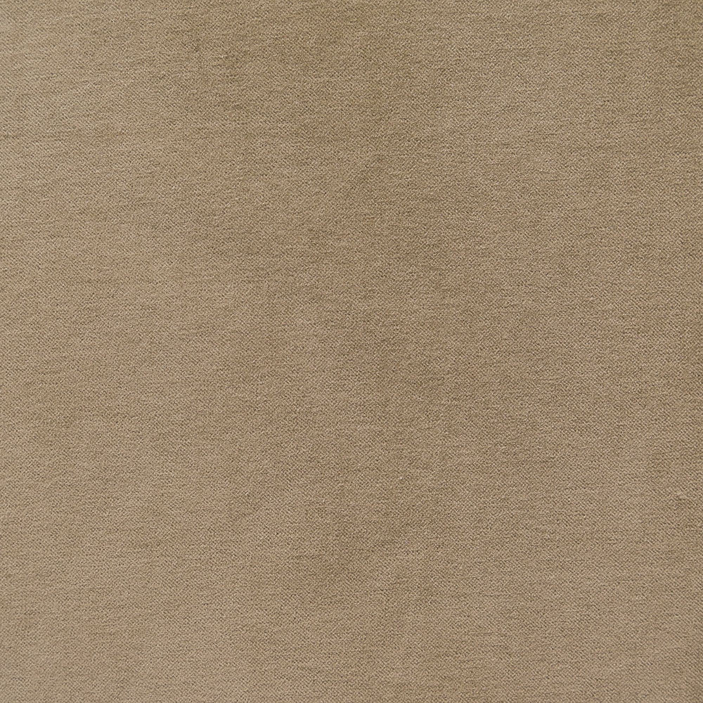 camel cotton velvet