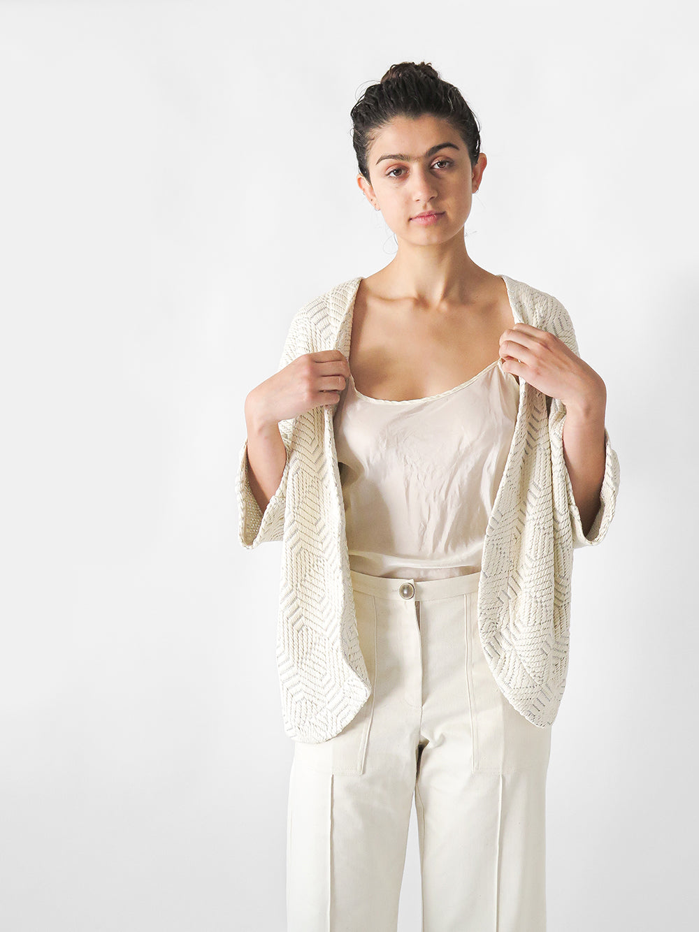 gregoire shrug in raphico tapestry