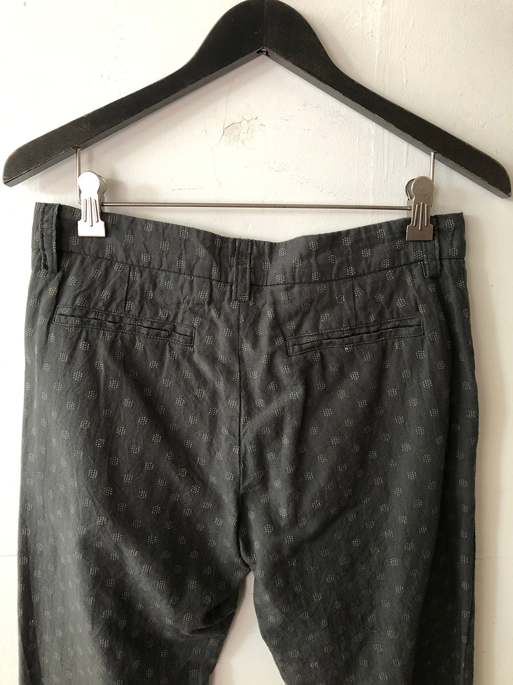 bsbee imperial pant in iron