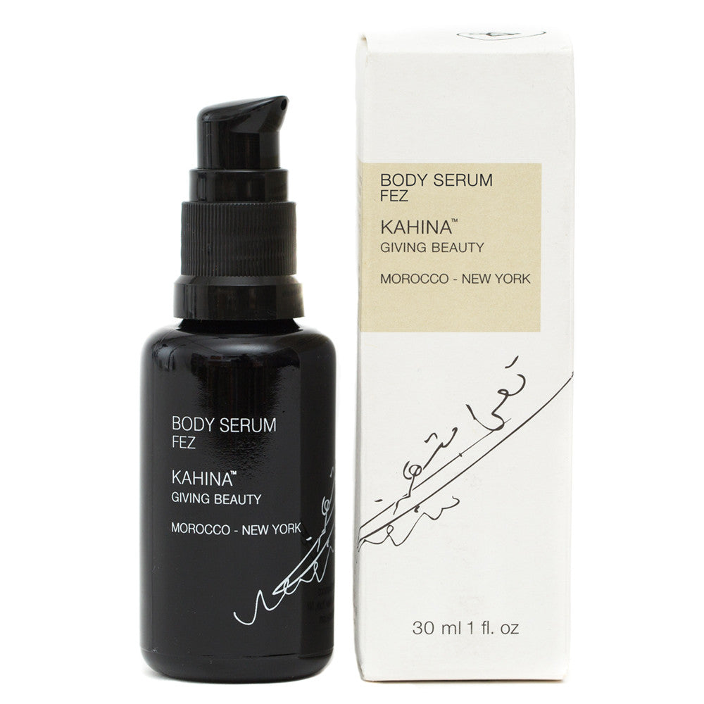 kahina fez body serum - 30ml