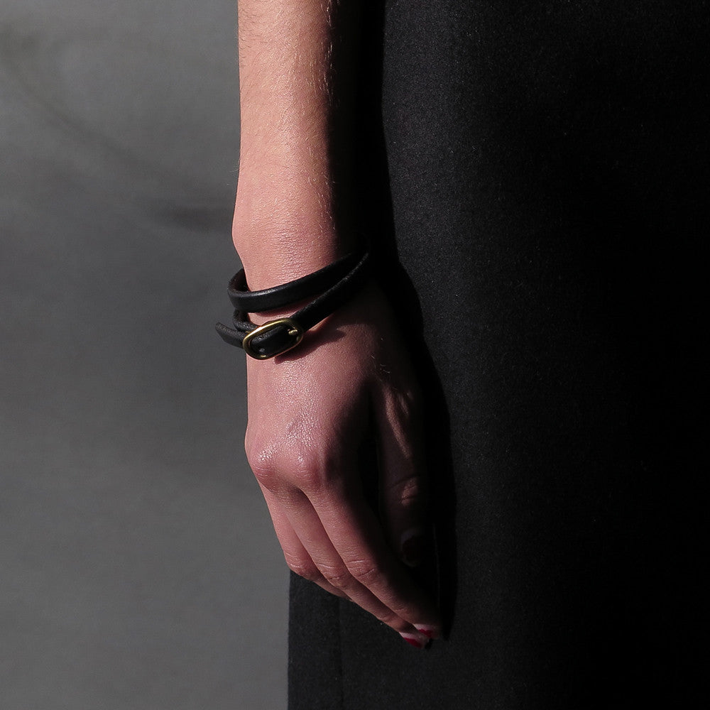 kika leather bracelet