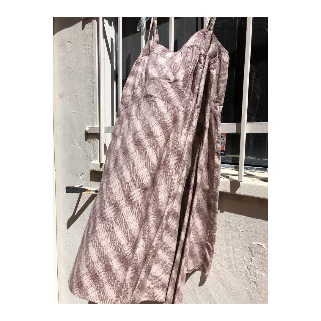 lola cotton sundress