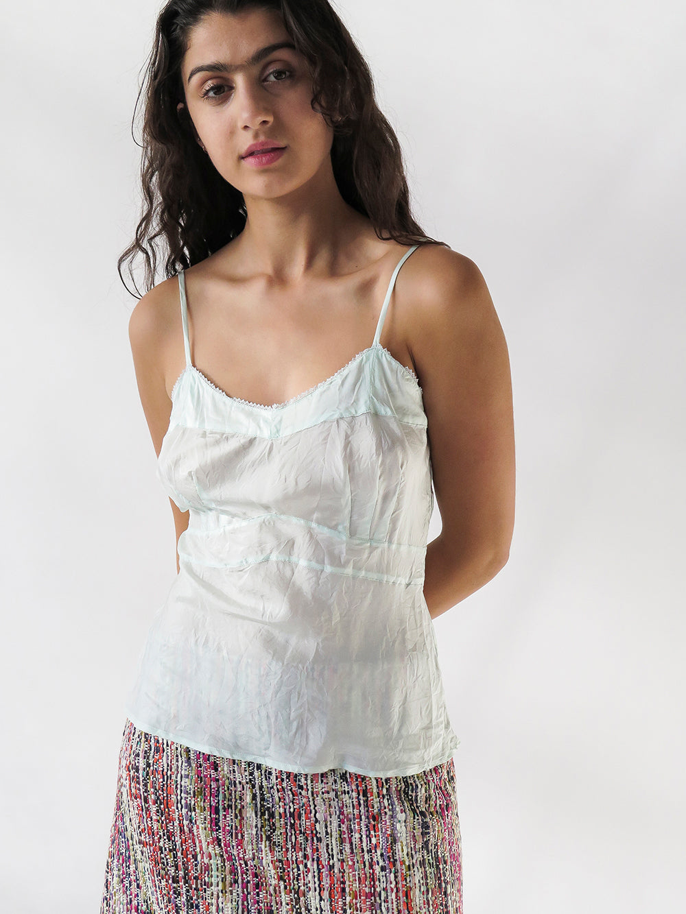 lolita camisole in cloud