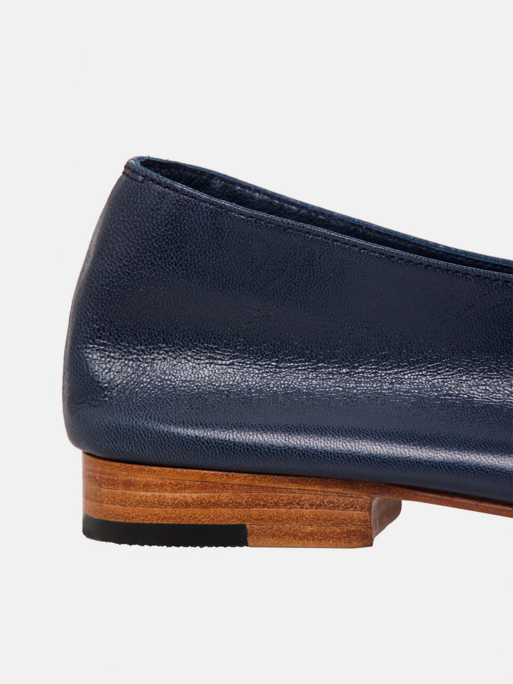 martiniano glove shoe in navy