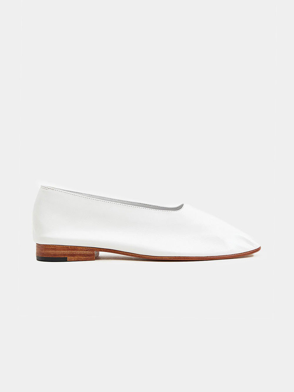 martiniano glove shoe in white