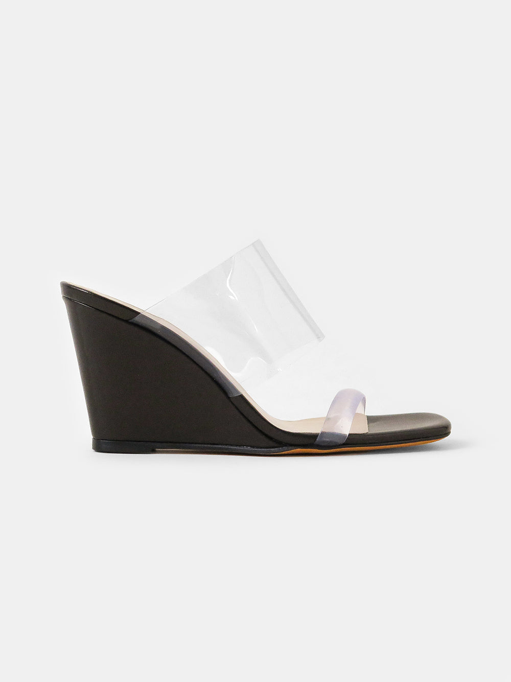 maryam nassir zadeh olympia wedge in black