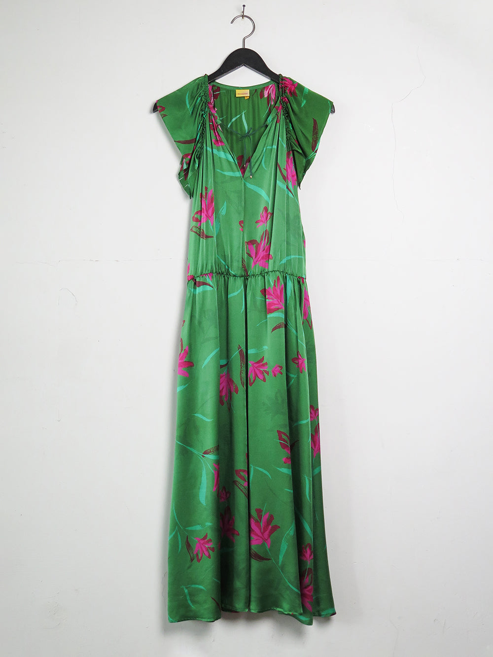 monoplaza candice dress in green