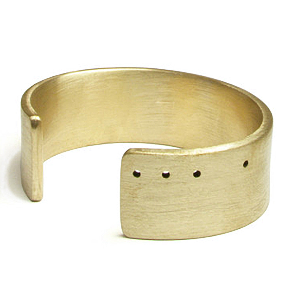 standard light bronze cuff