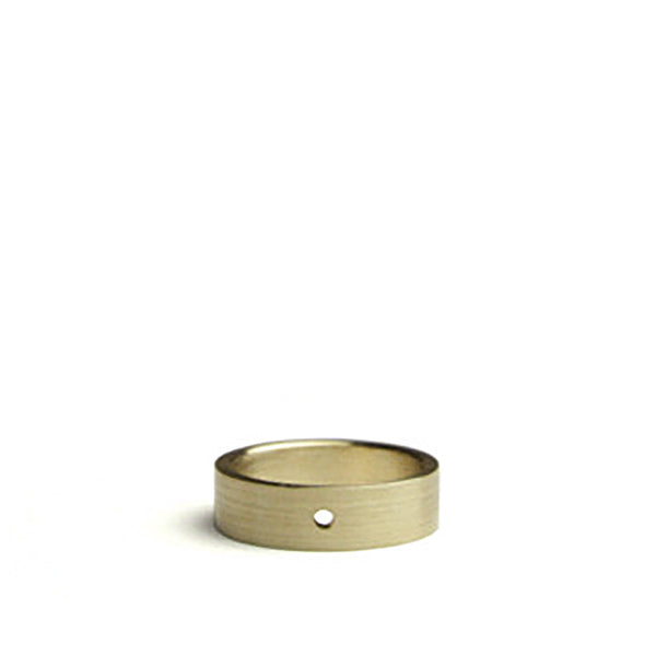 marmol radziner standard natural bronze ring