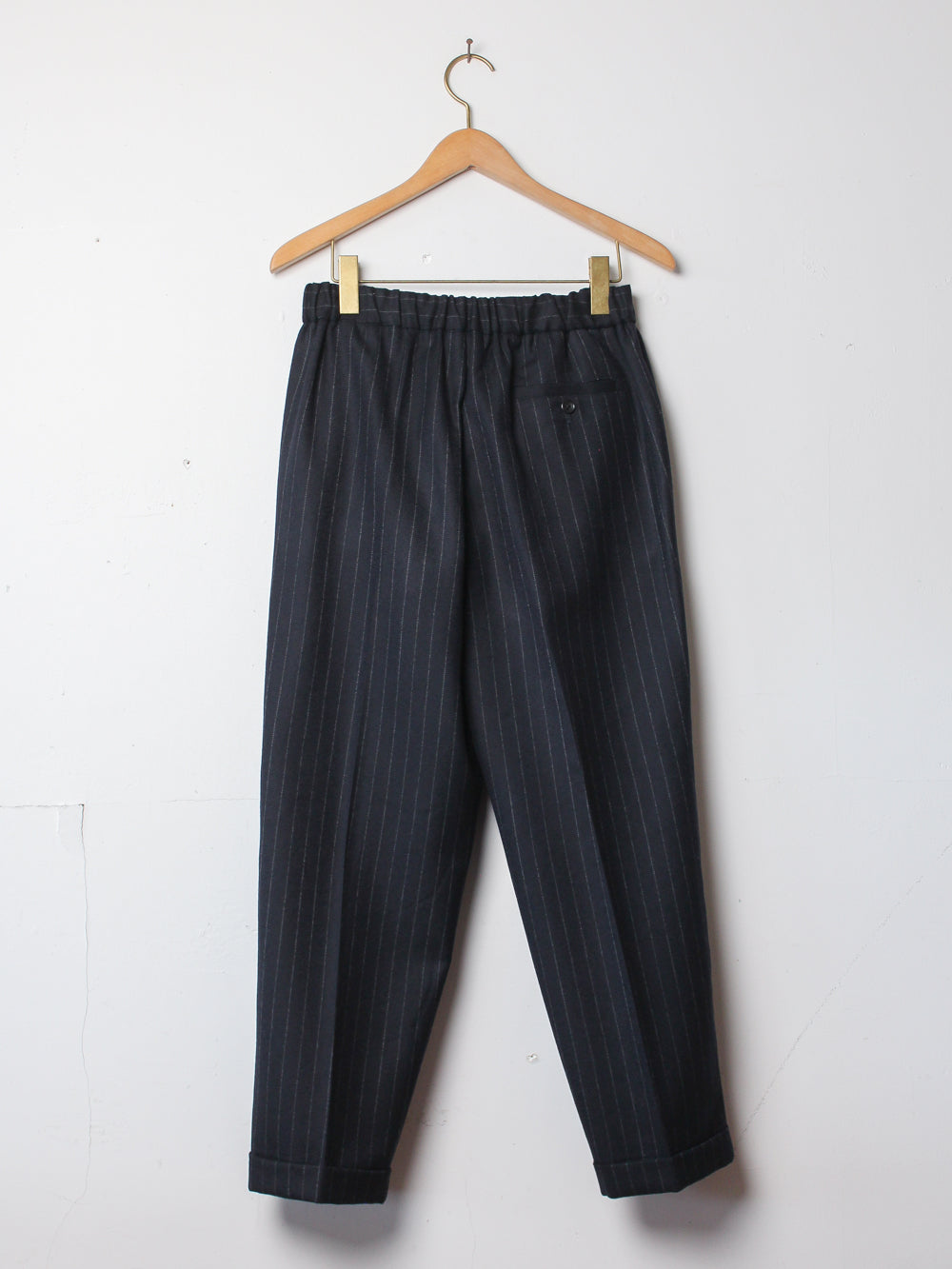 nico hope pant in navy stripe