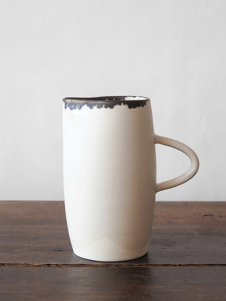 notary ceramics exclusive pitcher