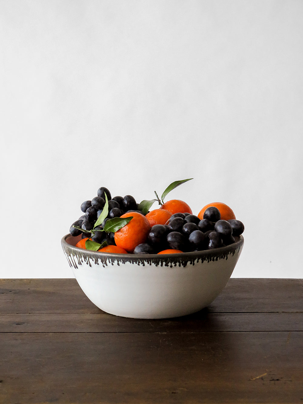 notary ceramics exclusive salad bowl