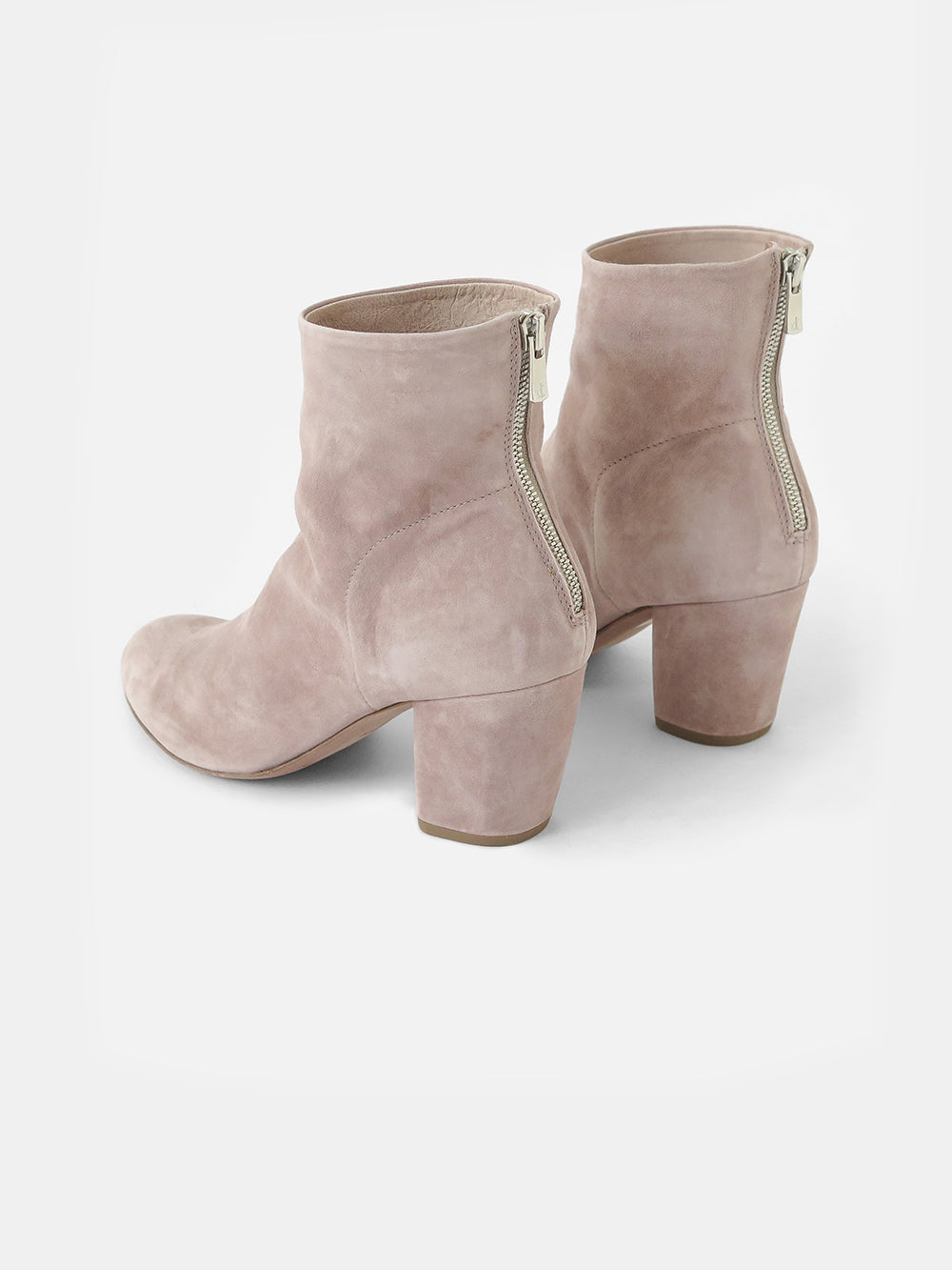 officine creative julie boot in misty rose