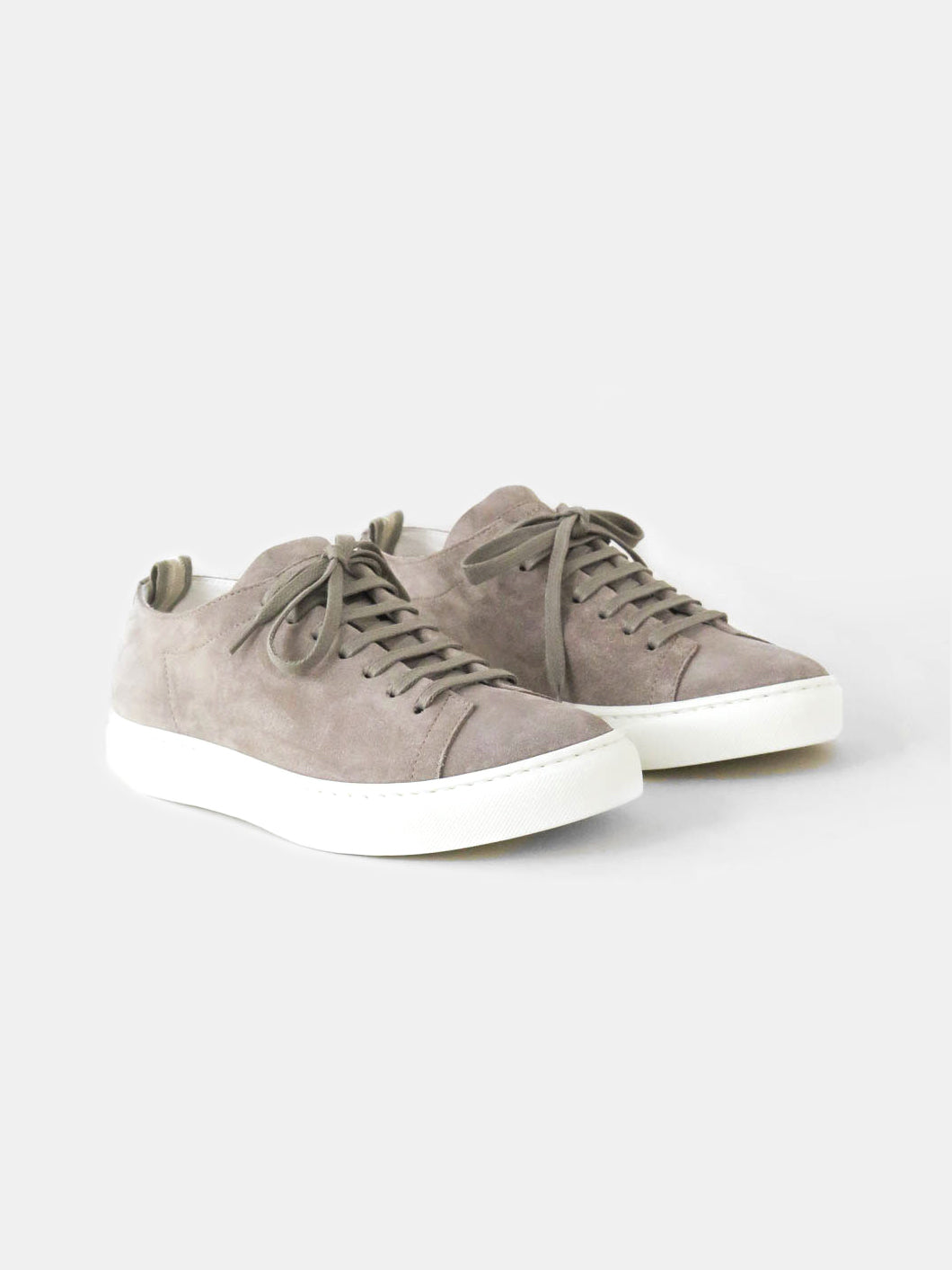 officine creative leggera sneaker in taupe grey