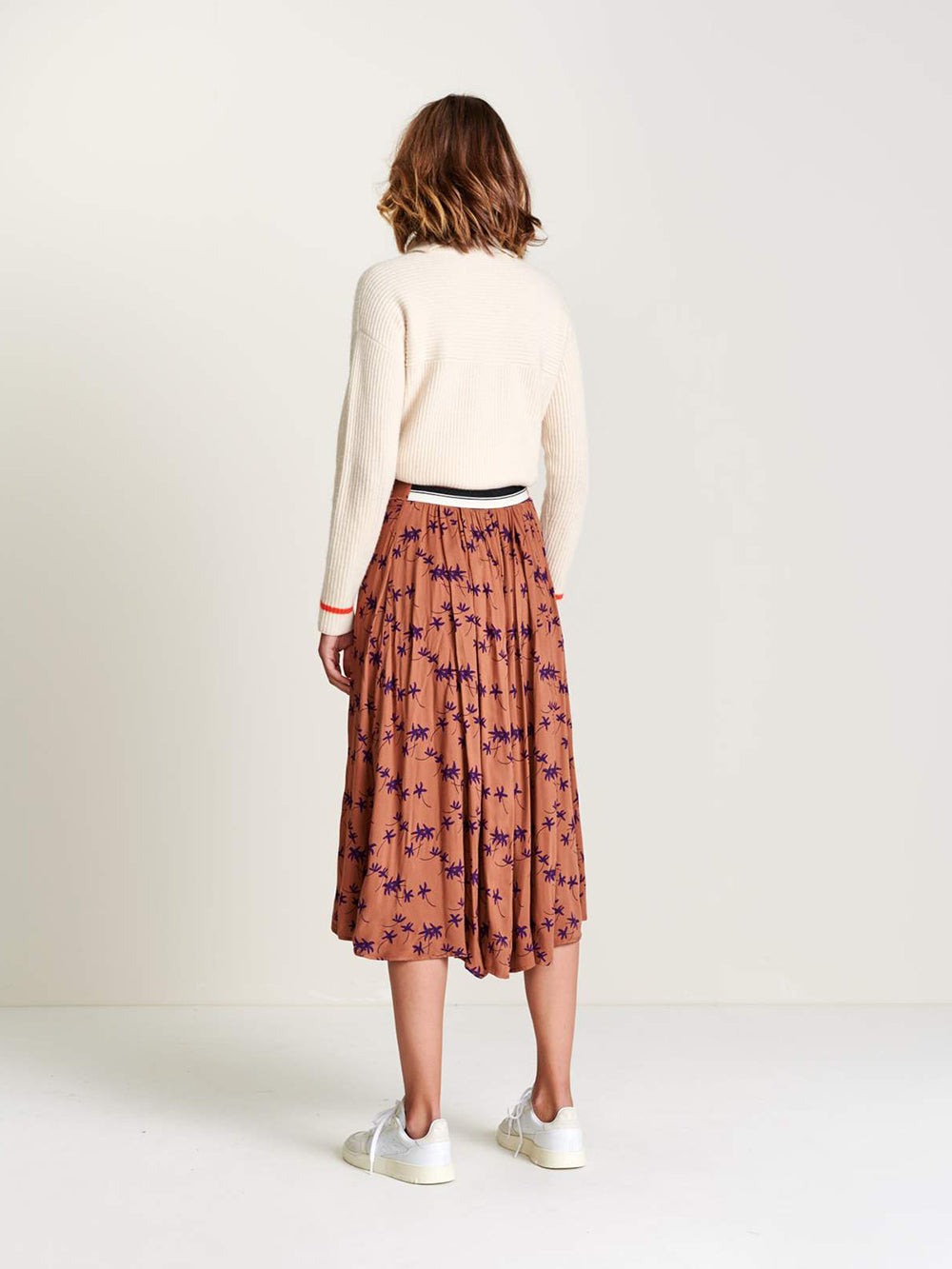 bellerose pacific skirt in combo a