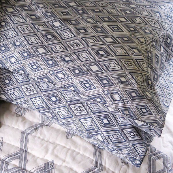 small diamond pillowcases