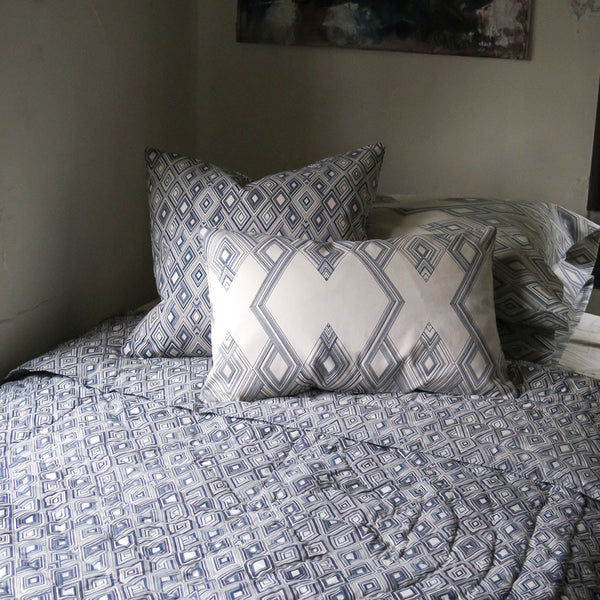 small diamond quilt