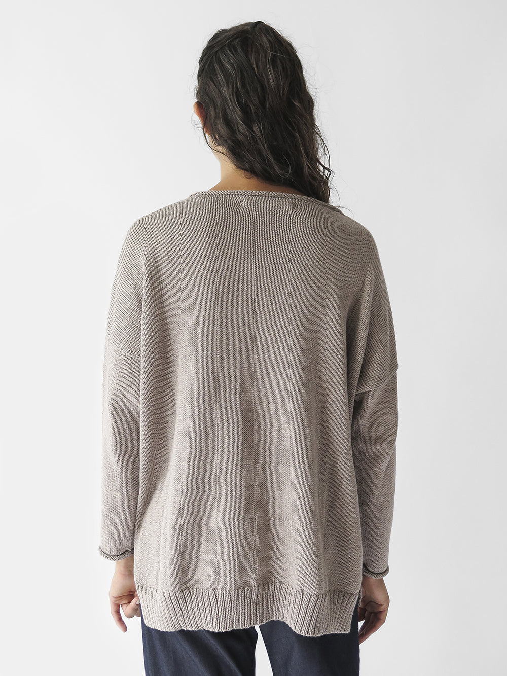 rollneck sweater