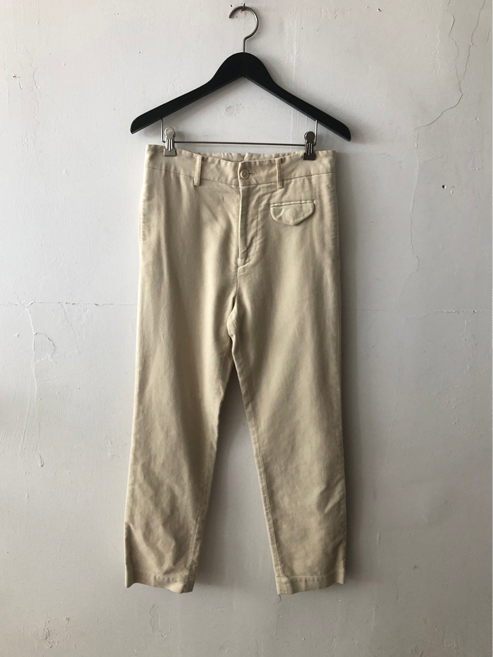 nico my standard pant in off white